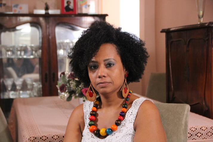 Lorena Costa, professora em Salvador (BA)